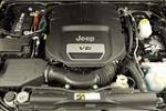 2015 JEEP WRANGLER CUSTOM SUV - Engine - 188524