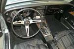 1971 CHEVROLET CORVETTE - Interior - 188581