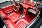 1966 CHEVROLET CORVETTE CUSTOM CONVERTIBLE - Interior - 188616