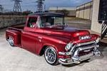 1956 GMC 100 CUSTOM PICKUP - Front 3/4 - 188618