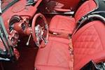 1961 CHEVROLET CORVETTE CUSTOM CONVERTIBLE - Interior - 188619
