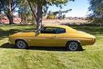 1971 CHEVROLET CHEVELLE SS  - Side Profile - 188650