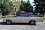 1967 PLYMOUTH VALIANT CUSTOM COUPE - Side Profile - 188683