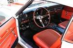 1969 CHEVROLET CAMARO RS/SS INDY PACE CAR CONVERTIBLE - Interior - 188694