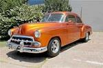 1952 CHEVROLET CUSTOM COUPE - Front 3/4 - 188697