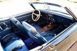 1969 PONTIAC FIREBIRD CONVERTIBLE - Interior - 188719