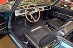 1965 DODGE CORONET 440 CUSTOM CONVERTIBLE - Interior - 188742