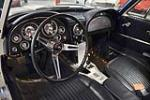 1963 CHEVROLET CORVETTE SPLIT-WINDOW - Interior - 188743