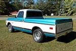 1970 CHEVROLET C-10 FLEETSIDE PICKUP - Rear 3/4 - 188751