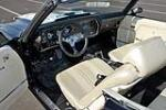 1970 CHEVROLET CHEVELLE SS CUSTOM CONVERTIBLE - Interior - 188777