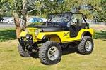 1980 JEEP CJ-5 CUSTOM SUV - Front 3/4 - 188791
