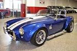 1966 SHELBY COBRA RE-CREATION ROADSTER - Front 3/4 - 188797