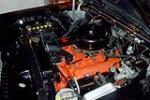 1957 CHEVROLET EL MOROCCO CONVERTIBLE - Engine - 188810