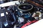 1970 OLDSMOBILE 442 CONVERTIBLE - Engine - 188869