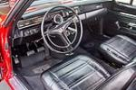 1969 PLYMOUTH ROAD RUNNER CUSTOM HARDTOP - Interior - 188935
