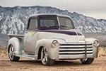 1953 CHEVROLET 3100 CUSTOM PICKUP - Front 3/4 - 188963