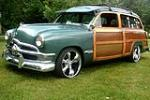1950 FORD CUSTOM WOODY WAGON - Misc 1 - 188967