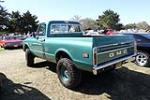 1970 GMC 1500 4X4 PICKUP - Rear 3/4 - 188974
