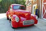 1941 WILLYS CUSTOM COUPE - Front 3/4 - 188975