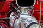 1941 WILLYS AMERICAR CUSTOM COUPE - Engine - 189012