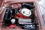 1957 FORD THUNDERBIRD CONVERTIBLE - Engine - 189023