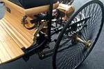1886 KARL BENZ PATENT MOTOR WAGON RE-CREATION - Misc 1 - 189168