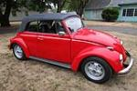 1970 VOLKSWAGEN BEETLE CONVERTIBLE - Side Profile - 189212