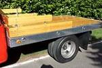 1956 CHEVROLET 3800 FLATBED PICKUP - Rear 3/4 - 189219