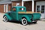 1936 FORD PICKUP - Rear 3/4 - 189235