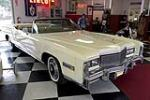 1976 CADILLAC ELDORADO CONVERTIBLE - Side Profile - 189251