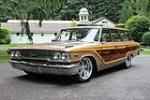1963 FORD COUNTRY SQUIRE CUSTOM WAGON - Front 3/4 - 189260