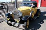 1931 FORD MODEL A ROADSTER - Front 3/4 - 189278