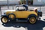 1931 FORD MODEL A ROADSTER - Side Profile - 189278