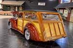 1940 WILLYS CUSTOM WOODY WAGON - Rear 3/4 - 189302