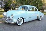 1949 CHEVROLET CUSTOM COUPE - Front 3/4 - 189353