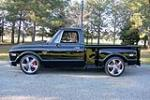 1968 CHEVROLET C-10 CUSTOM PICKUP - Side Profile - 189355