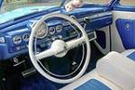 1951 MERCURY CUSTOM COUPE - Interior - 189370