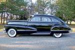 1947 CADILLAC SERIES 61 CUSTOM SEDAN - Side Profile - 189373