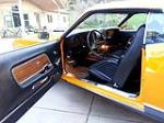1970 FORD MUSTANG MACH 1 FASTBACK - Interior - 189375