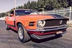 1970 FORD MUSTANG BOSS 302 FASTBACK - Front 3/4 - 189380