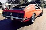 1970 FORD MUSTANG BOSS 302 FASTBACK - Rear 3/4 - 189380