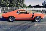 1970 FORD MUSTANG BOSS 302 FASTBACK - Side Profile - 189380
