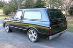 1971 CHEVROLET BLAZER CUSTOM SUV - Rear 3/4 - 189397