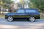 1971 CHEVROLET BLAZER CUSTOM SUV - Side Profile - 189397