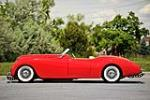 1940 CHRYSLER NEWPORT CUSTOM ROADSTER - Side Profile - 189400