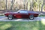 1969 FORD MUSTANG BOSS 429 FASTBACK - Side Profile - 189441