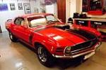 1970 FORD MUSTANG BOSS 302 FASTBACK - Front 3/4 - 189469