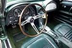 1967 CHEVROLET CORVETTE CONVERTIBLE - Interior - 189477