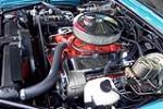 1968 CHEVROLET CAMARO RS/SS CONVERTIBLE - Engine - 189485
