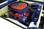 1970 DODGE CHALLENGER T/A  - Engine - 189486